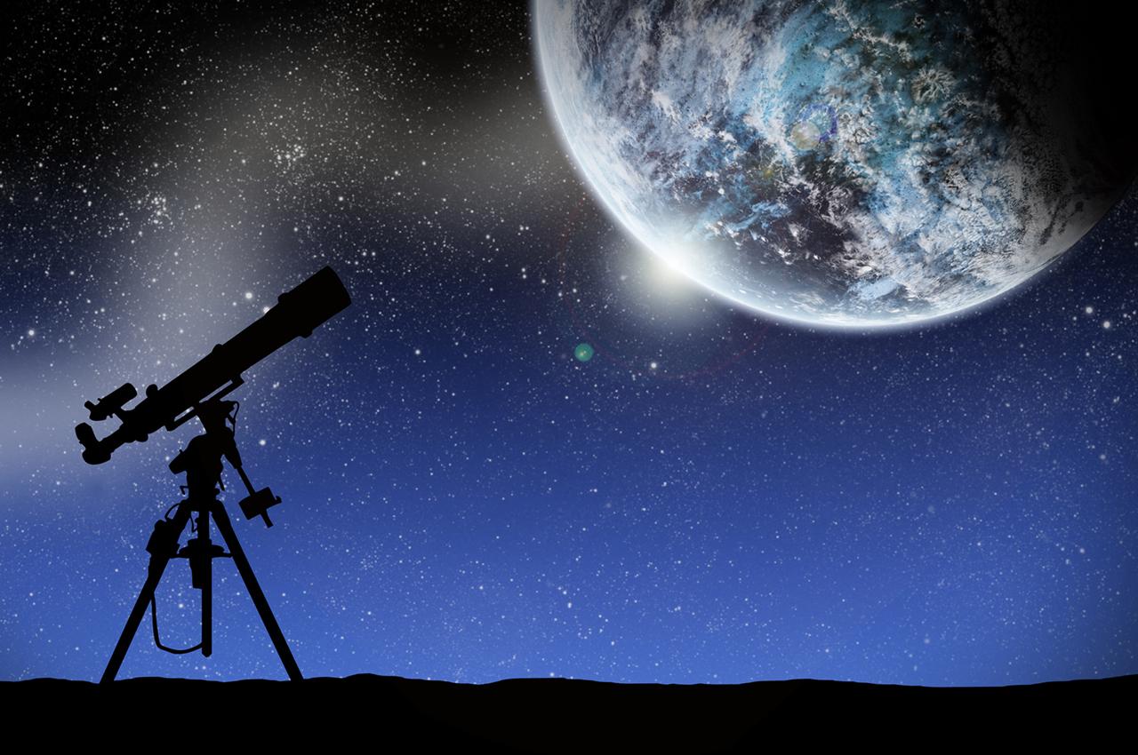 Création d'un club d'astronomie